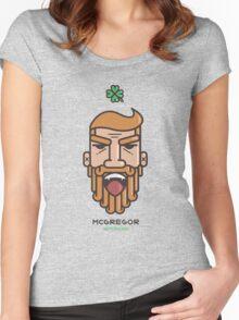 Mcgregor Women's Fitted Scoop T-Shirt