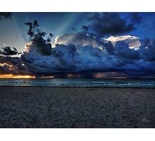 Miami - South Beach Morning 002 Photographic Print