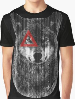 Wolf. Graphic T-Shirt
