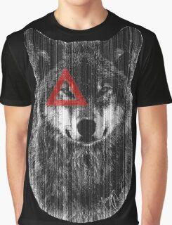 Wolf. Graphic T-Shirt