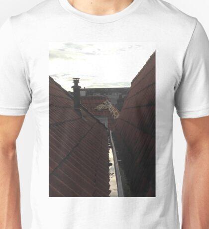 City Giraffe Unisex T-Shirt