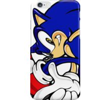 Sonic Adventure - Sonic the Hedgehog iPhone Case/Skin