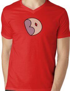 Big Donut Mens V-Neck T-Shirt