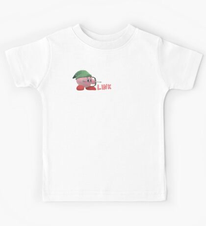 Link Kirby Kids Tee