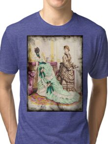 FASHIONABLE LADIES VINTAGE 50 Tri-blend T-Shirt
