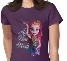 As You Wish Gigi Grant Womens Fitted T-Shirt