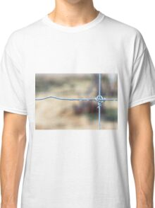 Wire Fence Classic T-Shirt