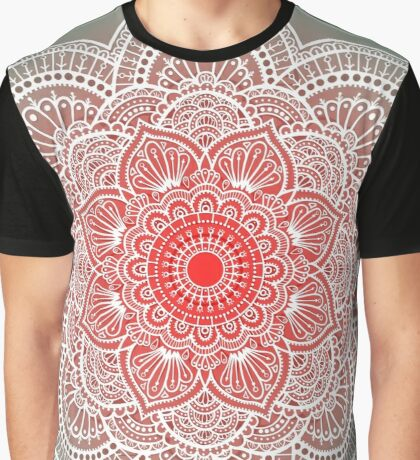 Mandala Lorana tender Graphic T-Shirt