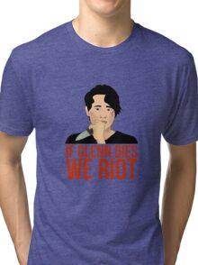 Glenn Rhee Tri-blend T-Shirt