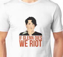 Glenn Rhee Unisex T-Shirt