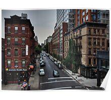 Manhattan - Chelsea 002 Poster