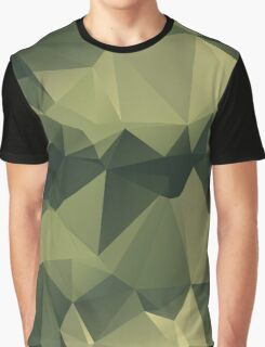 Vector Camo Graphic T-Shirt