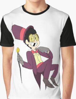 The Warden - SuperJail Graphic T-Shirt