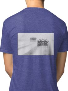 """BHRR""!!!  (Appropriate Plate) Tri-blend T-Shirt"