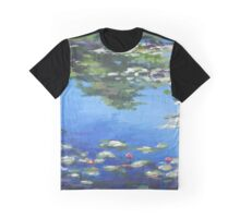 After Monet Graphic T-Shirt