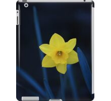 Midnight Daffodil iPad Case/Skin