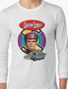 Captain Scarlet Ideal Birthday Gift Present T-Shirt