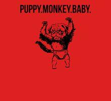 Puppy Monkey Baby - shirt T-Shirt
