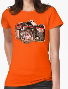 Canon Womens Fitted T-Shirt
