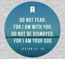 Isaiah 41:10 Baby Tee