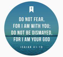 Isaiah 41:10 Kids Tee