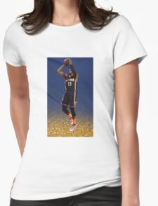 Paul George Indiana Pacers (T-shirt, Phone Case & more)  Womens Fitted T-Shirt