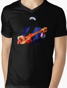 Dire Straits Mens V-Neck T-Shirt