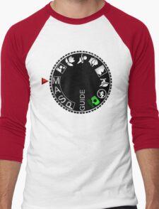 Manual Mode Men's Baseball ¾ T-Shirt