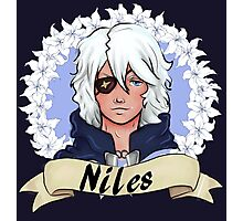 Niles Fire Emblem Photographic Print