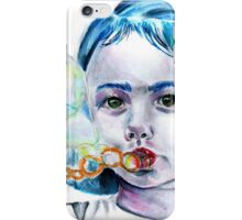 Up Into The Air iPhone Case/Skin