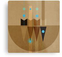 Geometric/Abstract 10 Metal Print