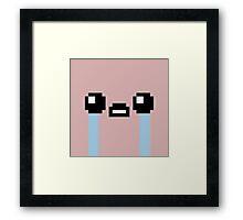 Isaac's Tears Framed Print