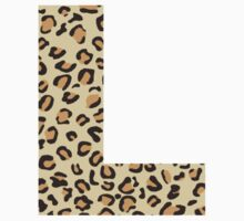 Leopard L One Piece - Short Sleeve