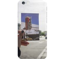 Theater of the Past iPhone Case/Skin