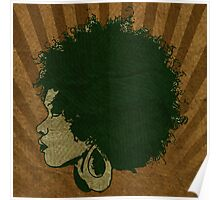 Afro Design Poster