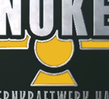 de_nuke pin Sticker