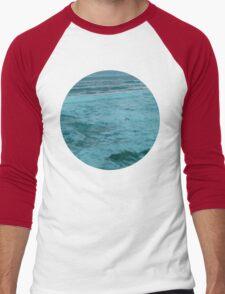 Pelican Coast Men's Baseball ¾ T-Shirt