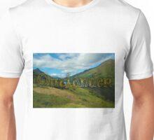 Outlander Hand-Lettering Unisex T-Shirt