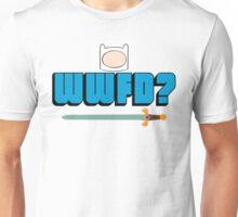 WWFD? Unisex T-Shirt