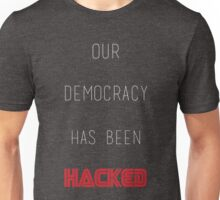 Mr Robot - Hacked Unisex T-Shirt