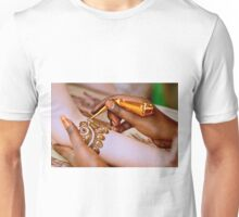 Mehendi For the Bride Unisex T-Shirt