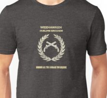 Summon All the Courage You Require Unisex T-Shirt