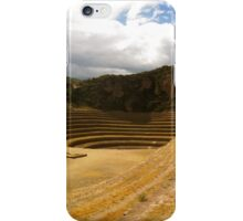 Incan Agriculture iPhone Case/Skin