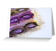 Pastel Galaxy  Greeting Card
