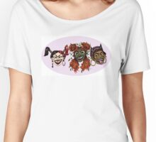DC Grrrls - Villains Women's Relaxed Fit T-Shirt