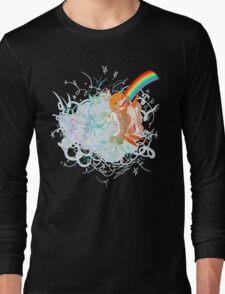 I Am Loved ( fish sandwich ) Black T-Shirt Long Sleeve T-Shirt