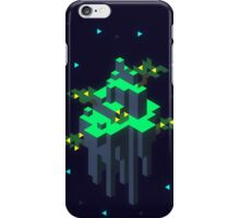 Space Island iPhone Case/Skin
