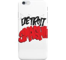 Detroit Smash iPhone Case/Skin