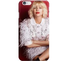 taylor swift vogue iPhone Case/Skin