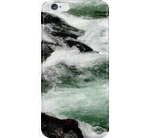 Good Clean River Water..Payette River iPhone Case/Skin